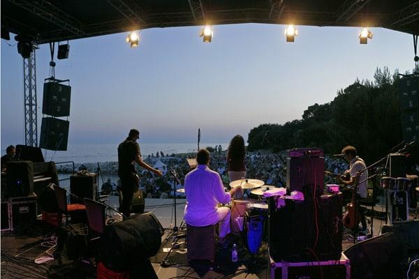 Valamar Jazz Festival in Porec