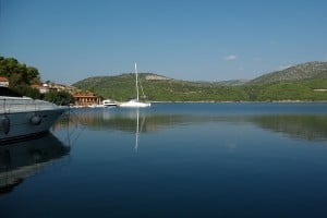 Kobas Bay, Peljesac Peninsula