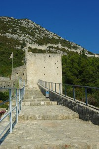 Fortification Walls, Ston Peljesac