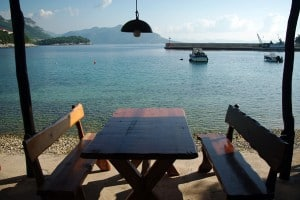 Beach Restaurant, Trstenik