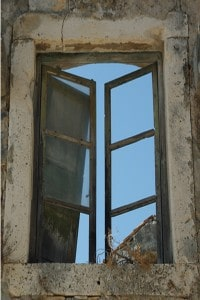 Window, Peljesac Peninsula