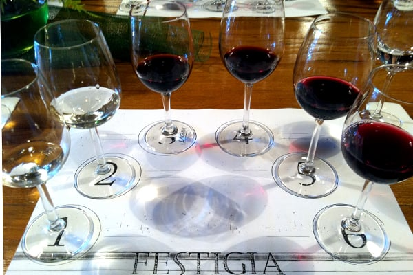 Wine Tasting at Agrolaguna in Porec