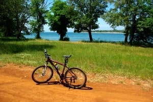 Biking in Istria