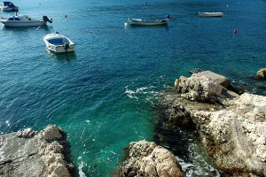 Sea In Rabac, Istria