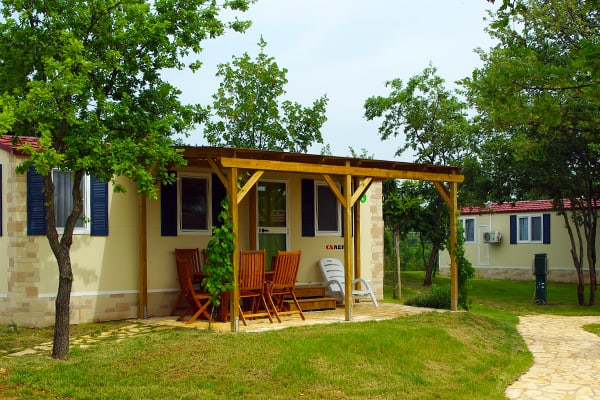 Mobile homes, Camping Istria