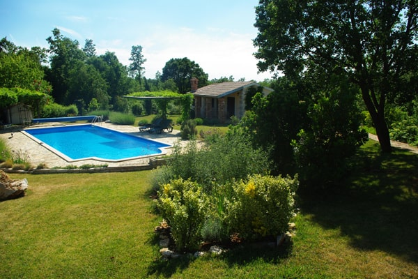 Villas and Cottages rental, Istria