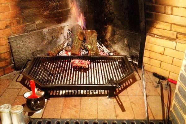 Tavern Stari Podrum Momjan: Grilled meat