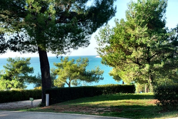 Comfort Mare Pitches, Zone H, Camping Lanterna