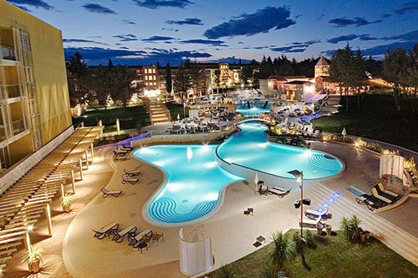 Family Hotels in Croatia: Hotel Sol Garden