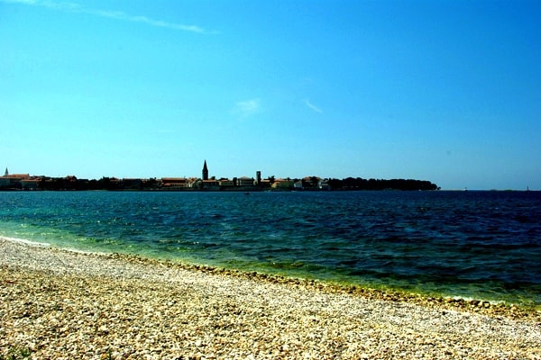 Porec Beaches | Porec Beach Brulo
