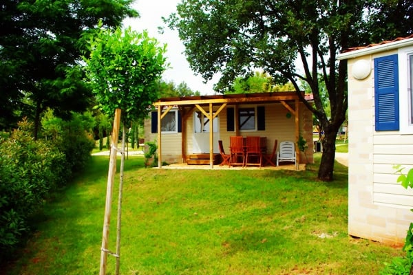 Mobile Homes Istria Prestige in Camping Lanterna