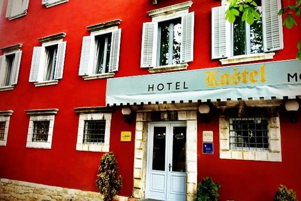 Hotel Kastel Motovun, Istria