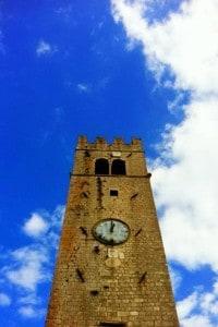 Motovun Bell Tower