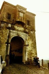 Motovun Main Town Gate