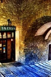 Restaurant Pod Voltom in Motovun, Istria