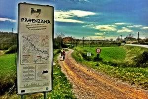 Bicycle Road Parenzana, Istria
