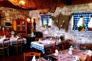 Restaurant Martin Pescador, istria
