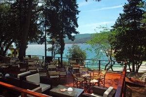 Movie Lounge Bar in Rabac, Istria