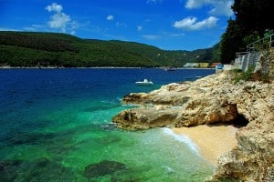 Beaches, Rabac Istria