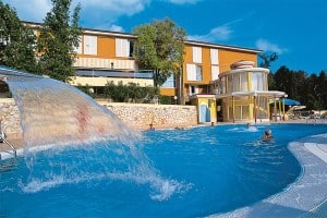 Hotel Valamar Sanfior in Rabac, Istria