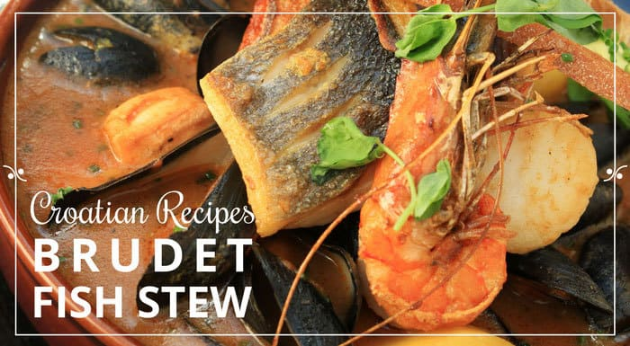 Fish Stew (Brudet) | My Croatian Food & Other Recipes