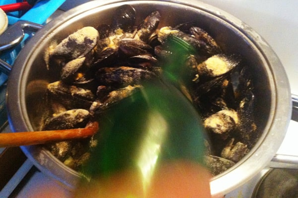 Shellfish Recipes: Mussels