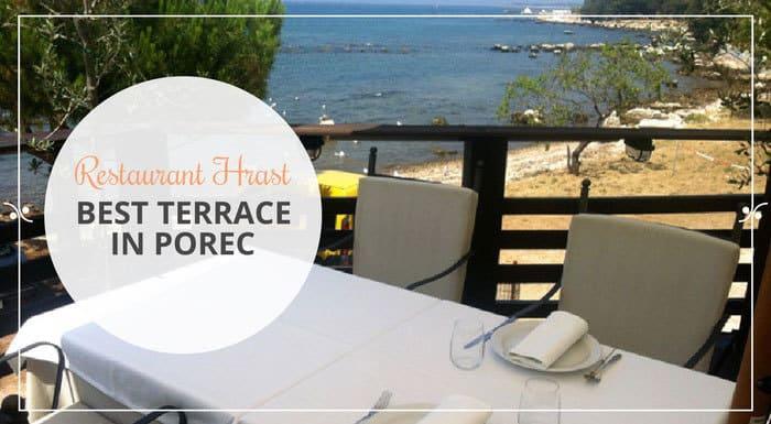 Restaurant Hrast Porec Croatia | Croatia Restaurant Guide