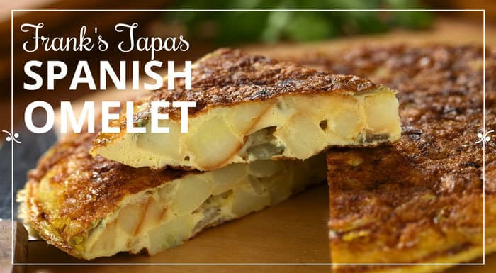 Spanish Omelet Recipe | My Croatian Food & Other Recipes