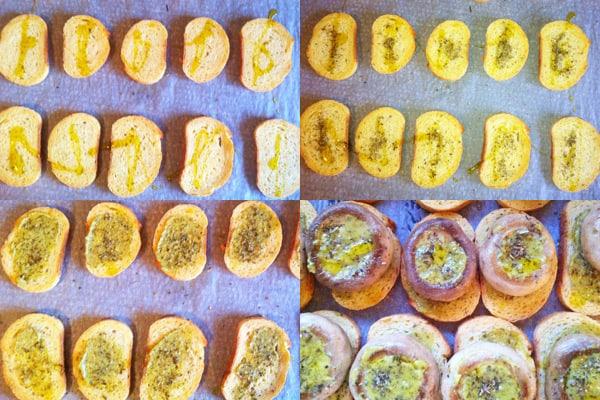 Stuffed Mushrooms Recipe - Preparing Your Canapes