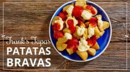 Patatas Bravas – French Fries Tapas Style