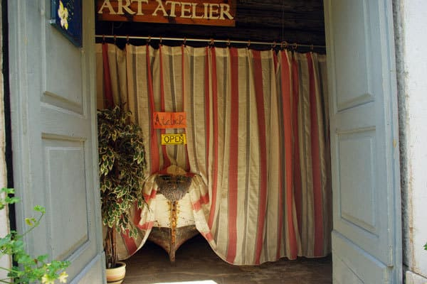 Art Atelier in Rovinj