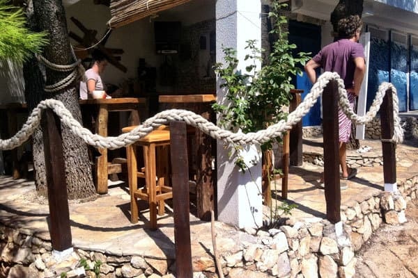 Camping Male Ciste Makarska Bar