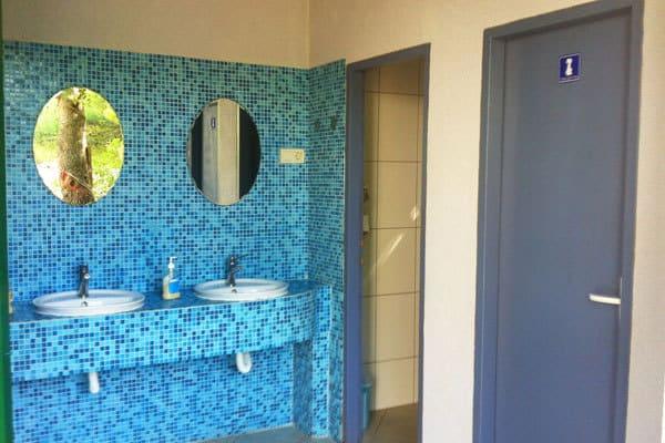 Camping Male Ciste Makarska Toilets