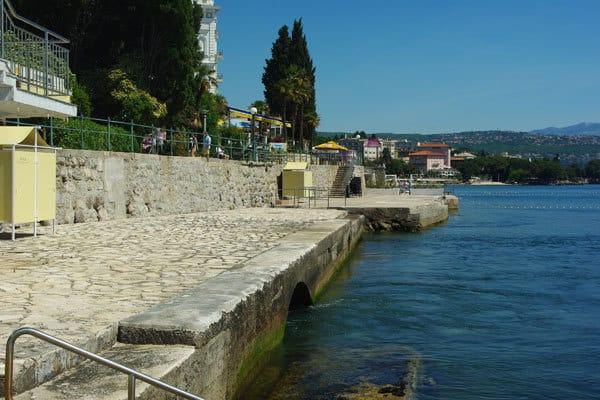 Opatija Beaches