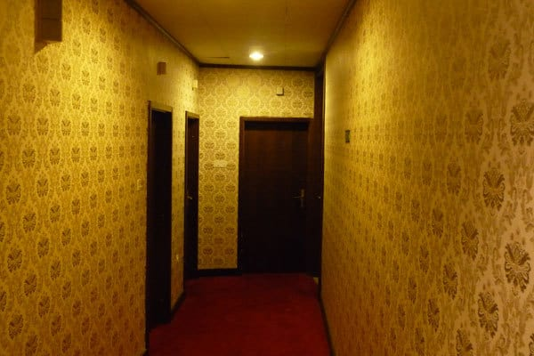 Scary hotels in Opatija