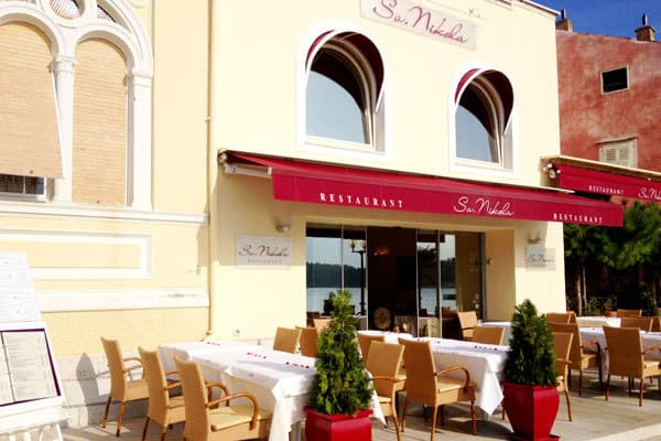 Restaurant St. Nicola in Porec