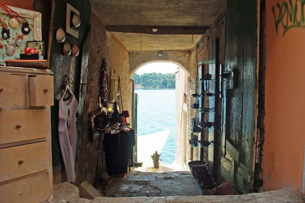 Interesting Shops in Rovinj, Istria