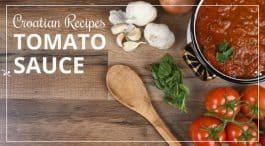 Tomato Sauce: Frank's Killer Recipe