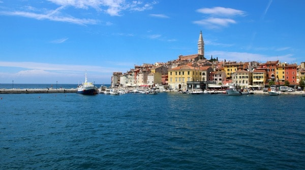 A Travel Guide To Rovij Croatia | Rovinj Panorama