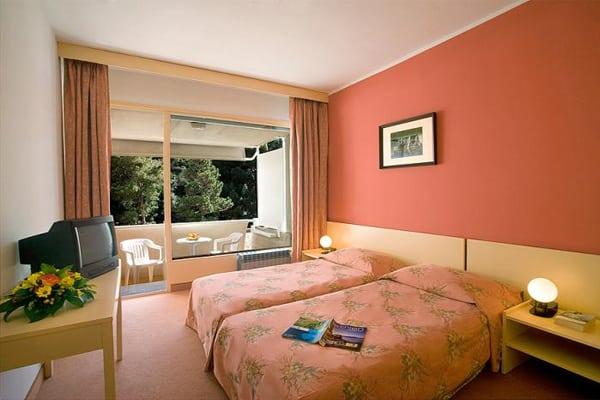Room at Hotel Pical Porec
