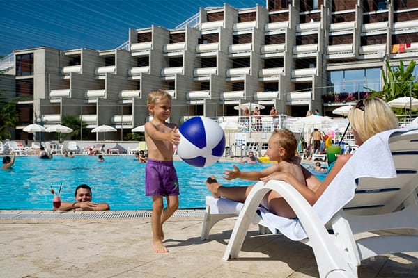 Hotel Zagreb Pool