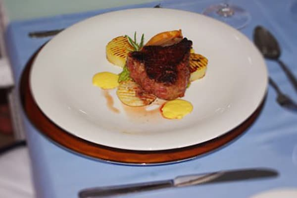 Istrian dishes: Steak