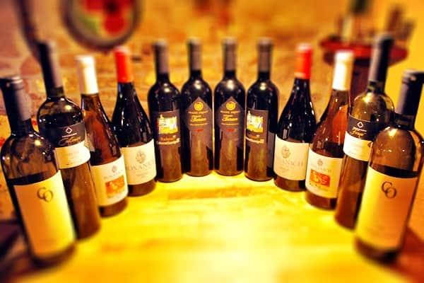 Istrian souvenirs: Wine