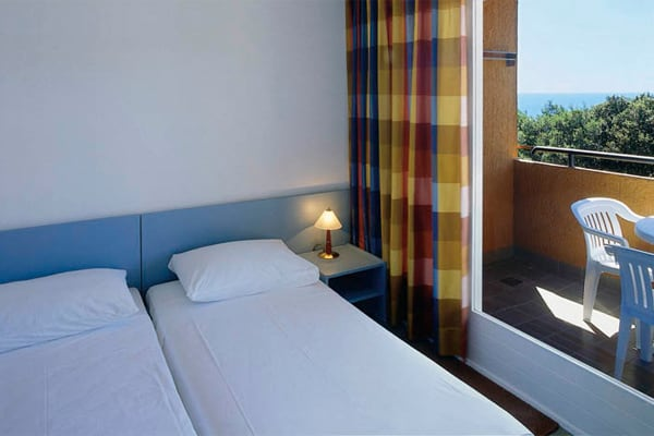 Room at Sunset Apartments Lanterna Porec