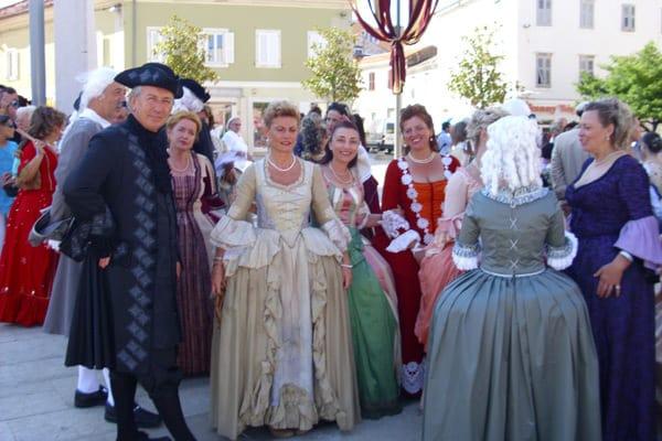 Giostra Historical Festival Porec