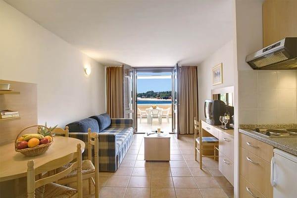 Pinia Residence Porec - Apartement