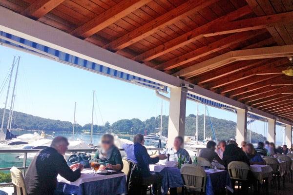 Restaurant Trost Vrsar - Terrace