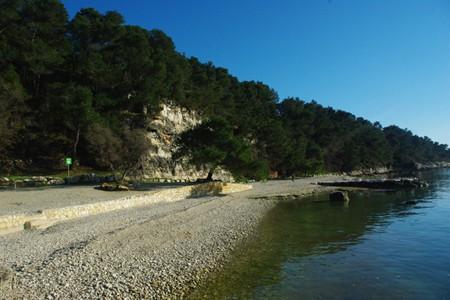 Camping Lanterna - Beach Kras