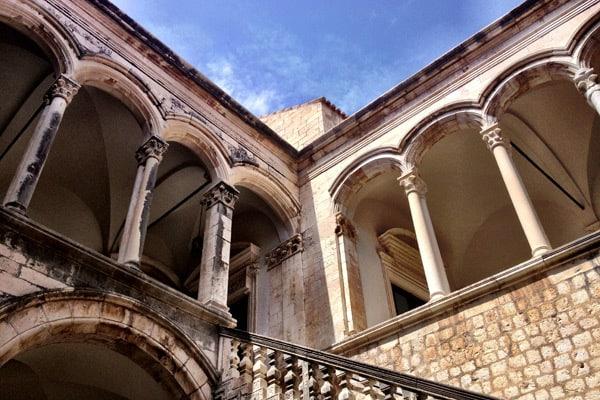 Dubrovnik, Croatia: Rector's Palace Inside