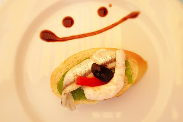 Restaurant Proto Dubrovnik: Couvert